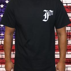 F3 T black front
