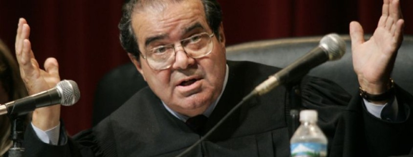 scalia same sex marriage dissent in St. Catharines
