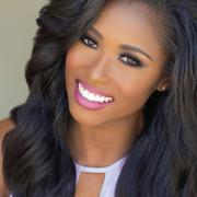 Miss South Carolina Daja Dial