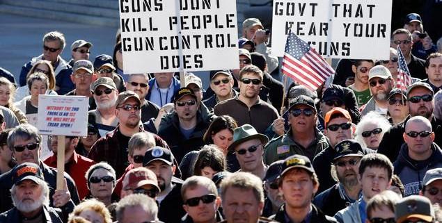 Pro Gun Rally